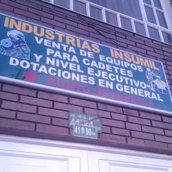 Industrias Insumil en Bogotá