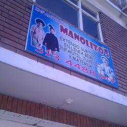 Infantiles Manolitos en Bogotá