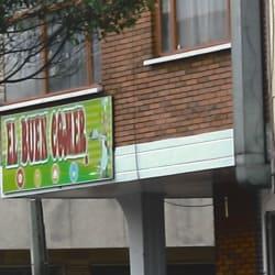Restaurante El Buen Comer en Bogotá
