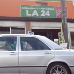 Restaurante Pescaderia La 24 en Bogotá