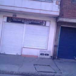 Abogados Especializados Diagonal 45 en Bogotá