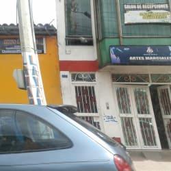 Artes Marciales Calle 11 en Bogotá
