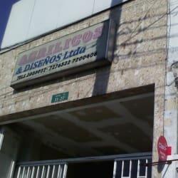 Acrílicos y Diseños Ltda en Bogotá