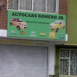 Autocars Romero en Bogotá