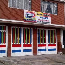 Autopinturas Wilmer en Bogotá