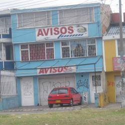 Avisos Iván en Bogotá