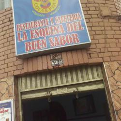 Resturante y Cafetería La Esquina Del Buen Sabor en Bogotá