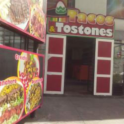 Tacos y Tostones en Bogotá