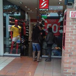 Sport In Plaza de las Américas en Bogotá