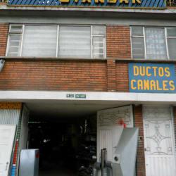 Canales Standar en Bogotá