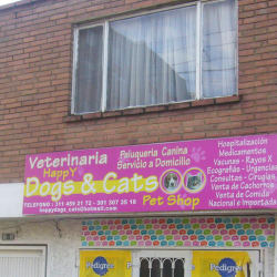 Veterinaria Happy Dogs & Cats en Bogotá