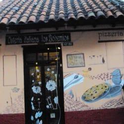 Osteria Italiana los Bohemios en Bogotá