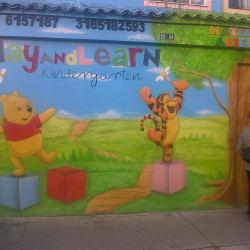 PlayandLearn en Bogotá