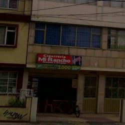 Cigarrería Mi Rancho en Bogotá