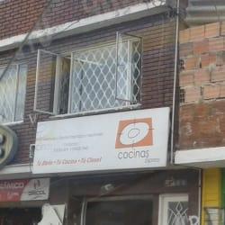 Cocinas Express en Bogotá