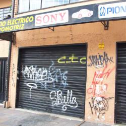 Tronj  en Bogotá
