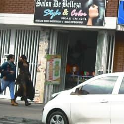 Salón De Belleza Stylo y Color en Bogotá