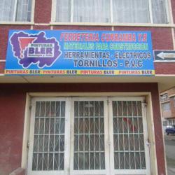 Ferretería Curramba Y.R en Bogotá