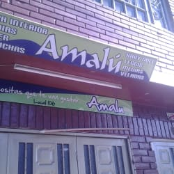 Amalu  en Bogotá
