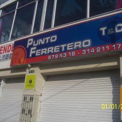 Ferretero T & C en Bogotá