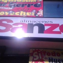 Almacenes Sanzo en Bogotá