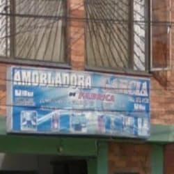 Amobladora Garcia en Bogotá