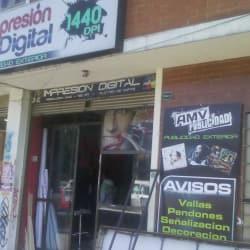 AMV Publicidad y Diseño en Bogotá