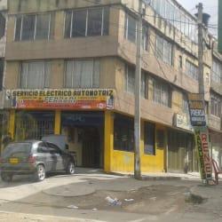 Servicio Eléctrico Automotriz Ferrari en Bogotá