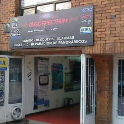 Audiospectrum en Bogotá