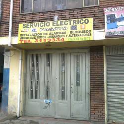 Servicio Eléctrico Nasayo en Bogotá