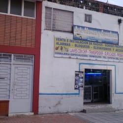 Auto Alarmas y Cerraduras en Bogotá