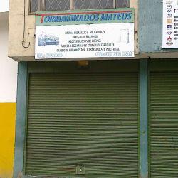 Tormakinados Mateus en Bogotá