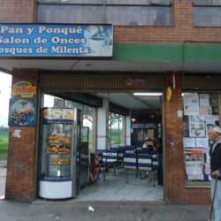 Salón De Onces Bosques De Milenta en Bogotá