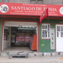 Santiago De Tunja en Bogotá