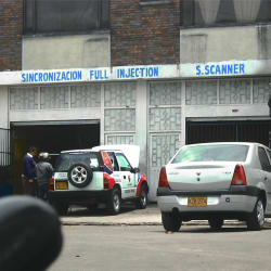 Sincronización Full Injection Scaner en Bogotá