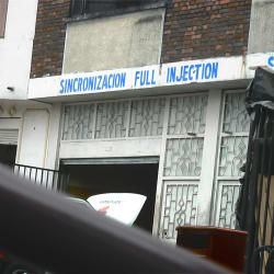 Sincronización Full Injection Scaner en Bogotá