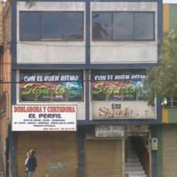 Síguelo Salsa Bar en Bogotá