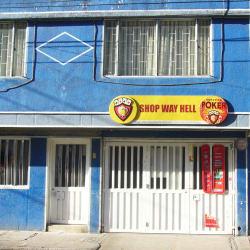 Shop Way Hell en Bogotá