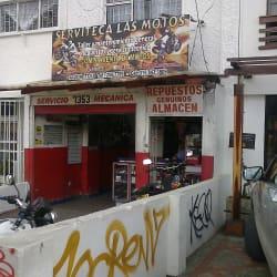 Serviteca Las Motos en Bogotá