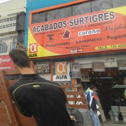 Acabados Surtigres en Bogotá
