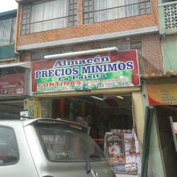 Almacén Precios Mínimos en Bogotá