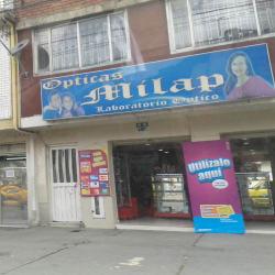 Ópticas Milap en Bogotá
