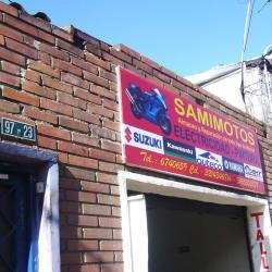 Samimotos en Bogotá
