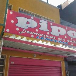 Pipo Decoraciones Con Estilo en Bogotá