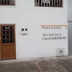 Paulo Alvarez en Bogotá