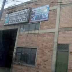 Laboratorio Diesel Cart  en Bogotá