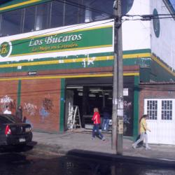 Los Bucaros Carrera 94 con 75 en Bogotá