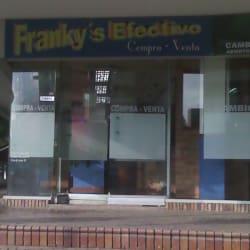 Casa De Cambio Franki's Efectivo en Bogotá