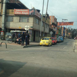 Asadero Restaurante Chivo Alegre en Bogotá