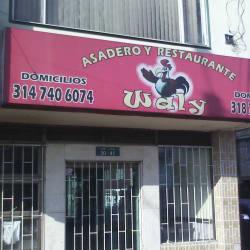 Asadero y Restaurante Waly en Bogotá